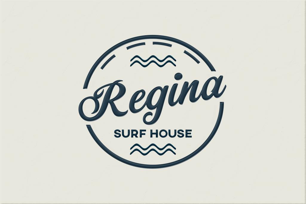 logo regina surf house
