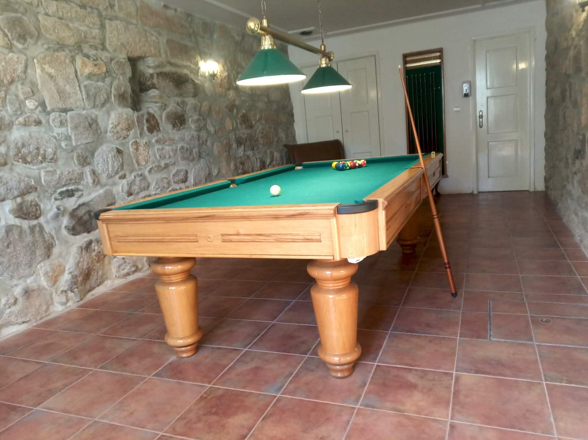 Snooker Quinta São Francisco em Viana do Castelo