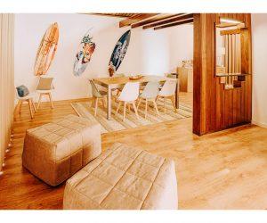 fortografia da Regina Surf House